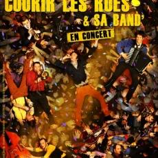 Ven 19.04.2013 • Courir Les Rues & sa Band' @ Divan du Monde