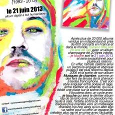 Syrano • ... je touche (2013)