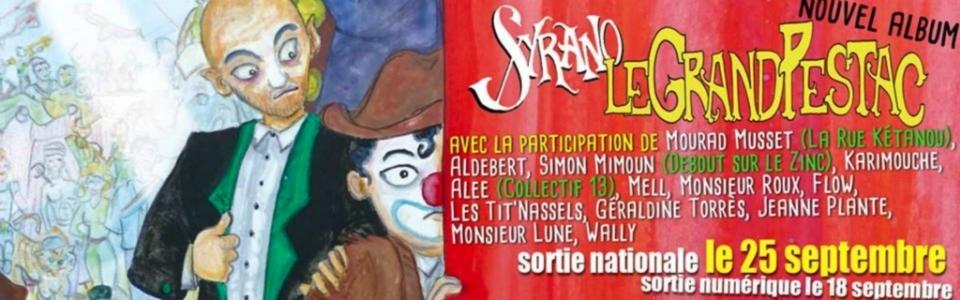 Syrano • Le Grand Pestac (2015)