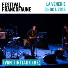 Ven 05.10.2018 • Ivan Tirtiaux + BaliMurphy @ Festival FrancoFaune • La Vénerie
