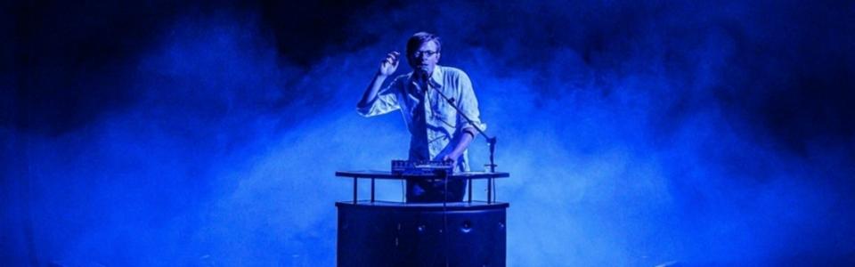 Matthias Billard @ Cocq'Arts Festival © Nicolas Janssens